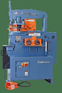 5014-ET Scotchman 50-ton ironworker