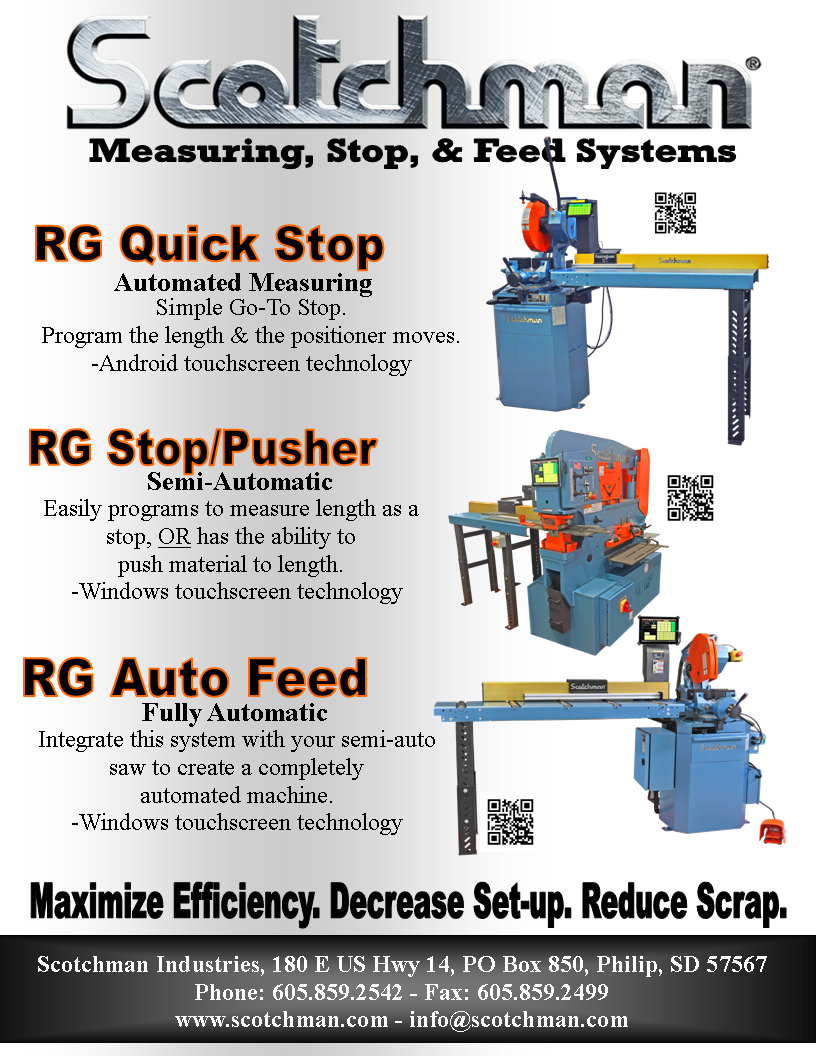 Scotchman Measuring Systems