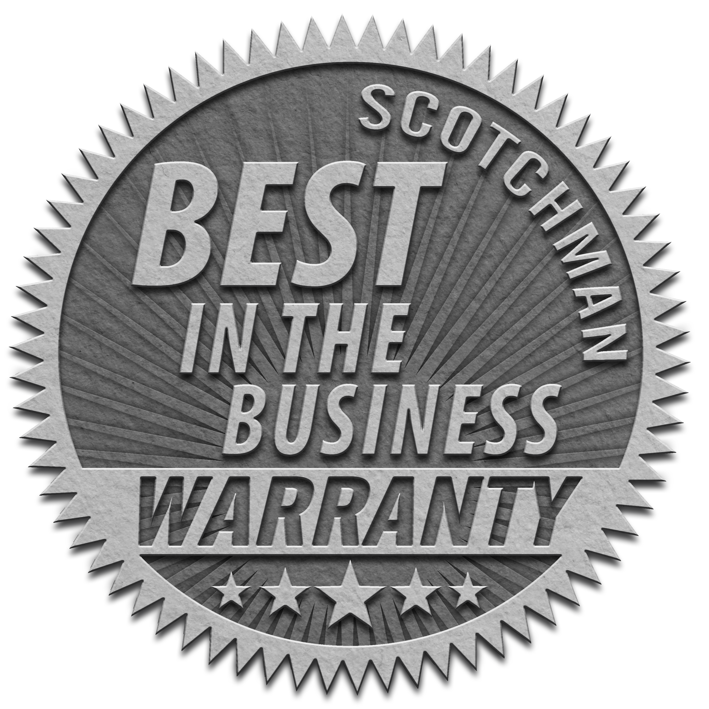 Best In The Business Warranty