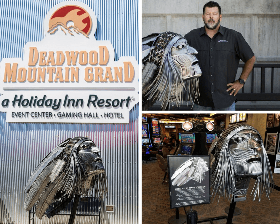 Eleven Feathers & Sorenson at the Deadwood Mountain Grand