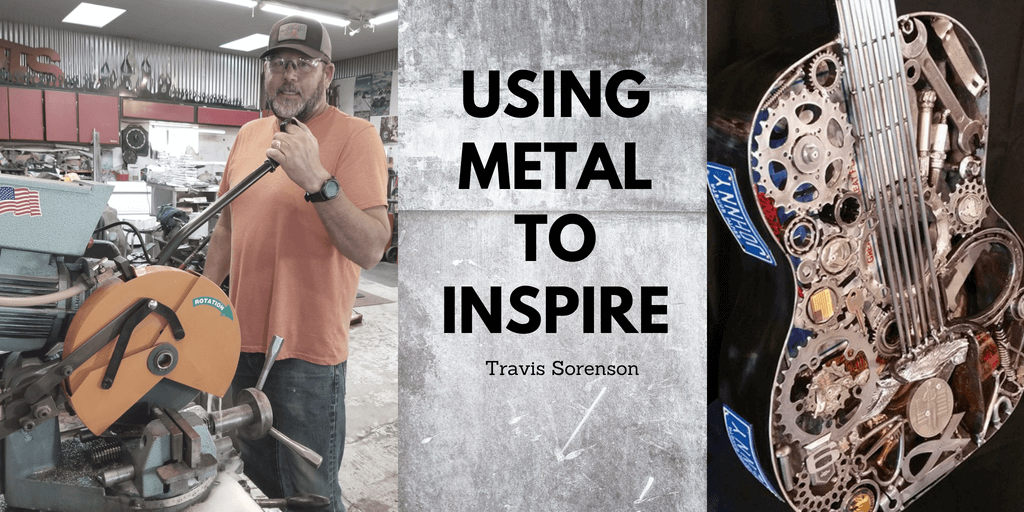 Using Metal to Inspire