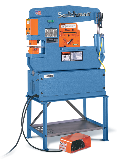 Scotchman produces quality ironworkers.