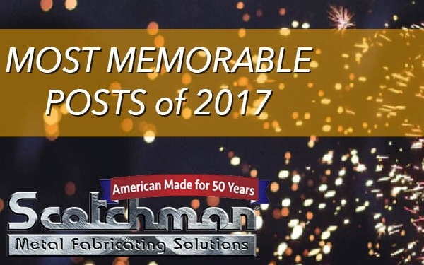 Scotchman Most Memorable Posts of 2017