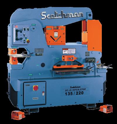 Scotchman DO 135 Ironworker.