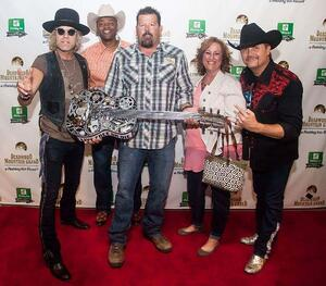Sorenson with Big and Rich