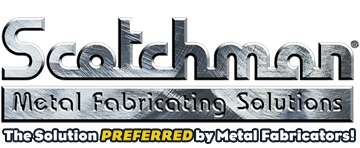 Scotchman logo with outline